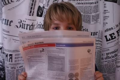 Schülerzeitung Lenaulupe