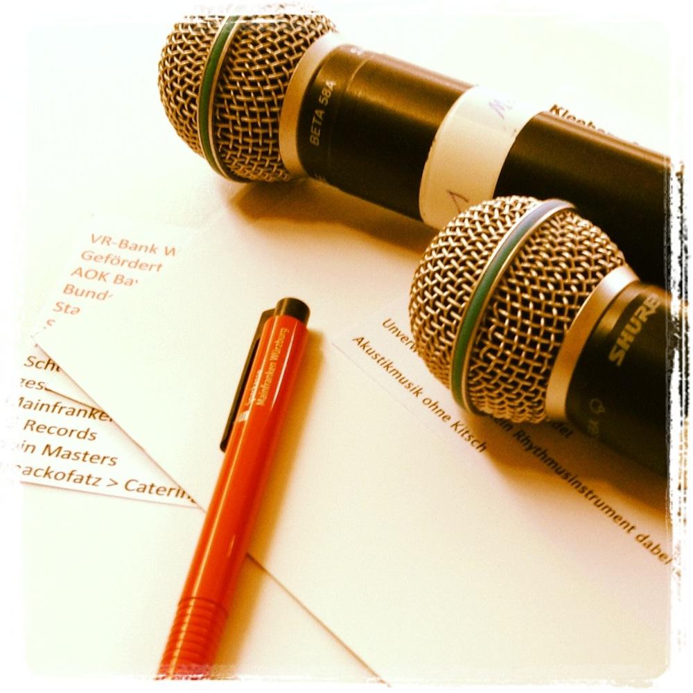 Journalismus-Workshops