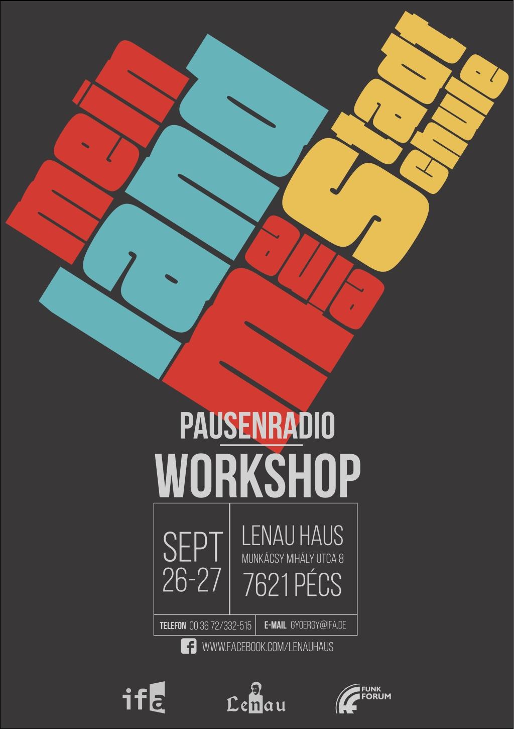 Poster Radioworkshop