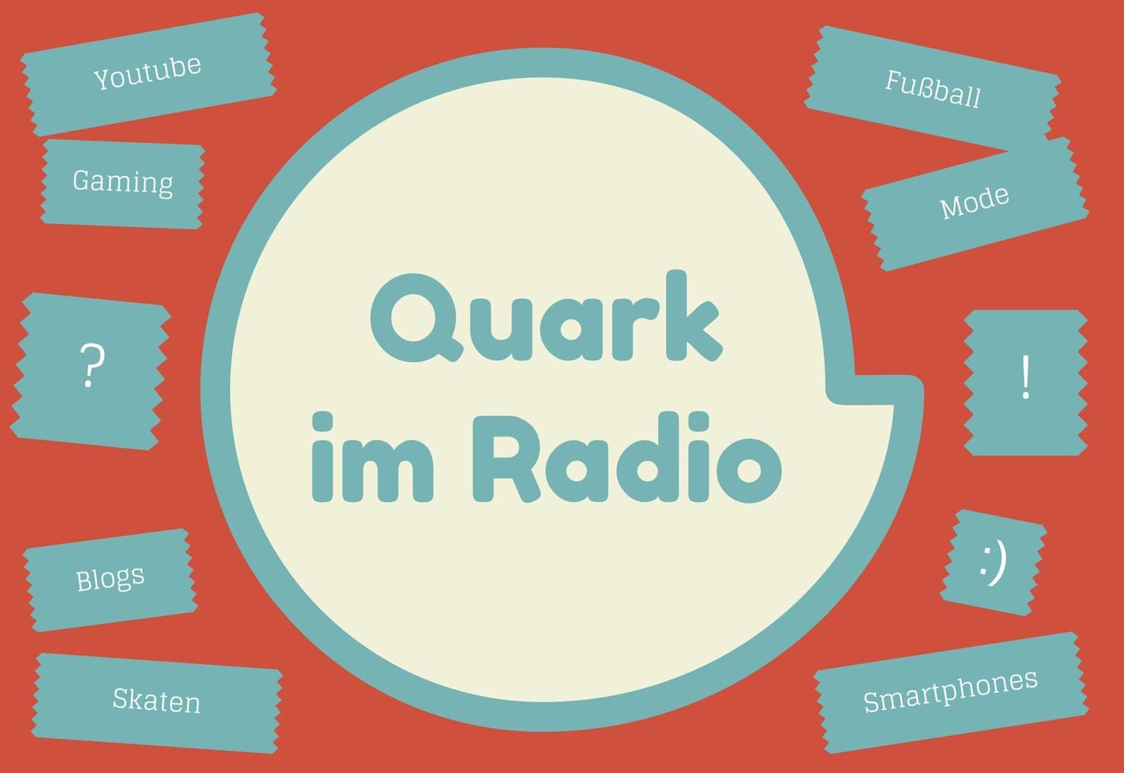 Quark im Radio – Radio-Talk mit Jugendlichen